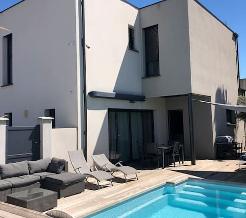 Acogedora residencia de 155 m²