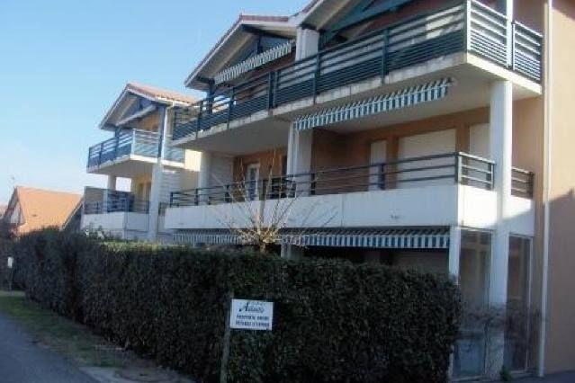 Alojamiento de 2 habitaciones en Vieux-boucau