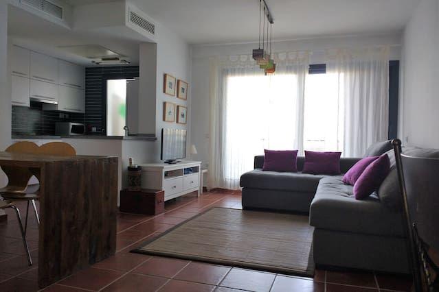 Interesante apartamento en Rodalquilar