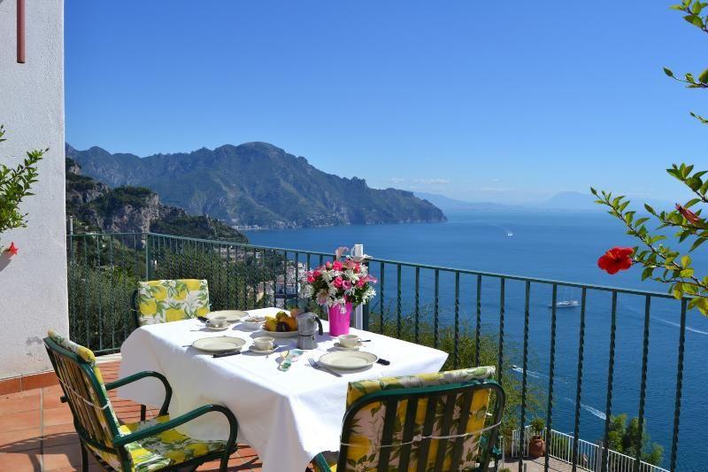 Apartamento en Amalfi con Terraza, Climatización, Aparcamiento (356984)