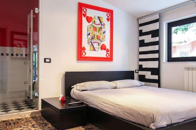 Apartamento dotado para 2 huéspedes