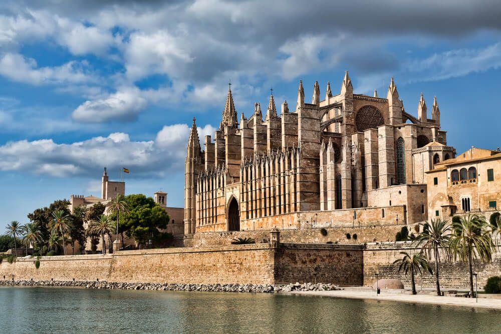 Cathédrale de Palma, La Seu , à Majorque