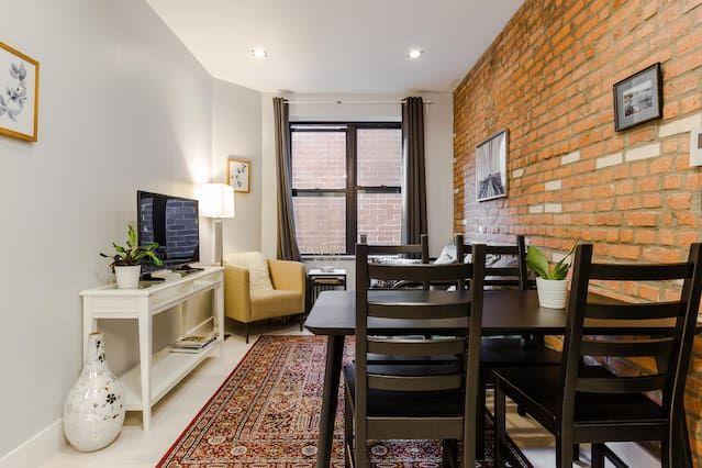 Apartamento en New york con wi-fi