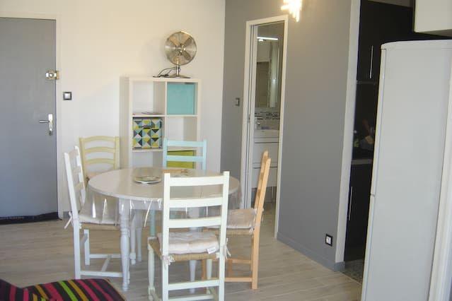 Alojamiento atractivo en Narbonne plage