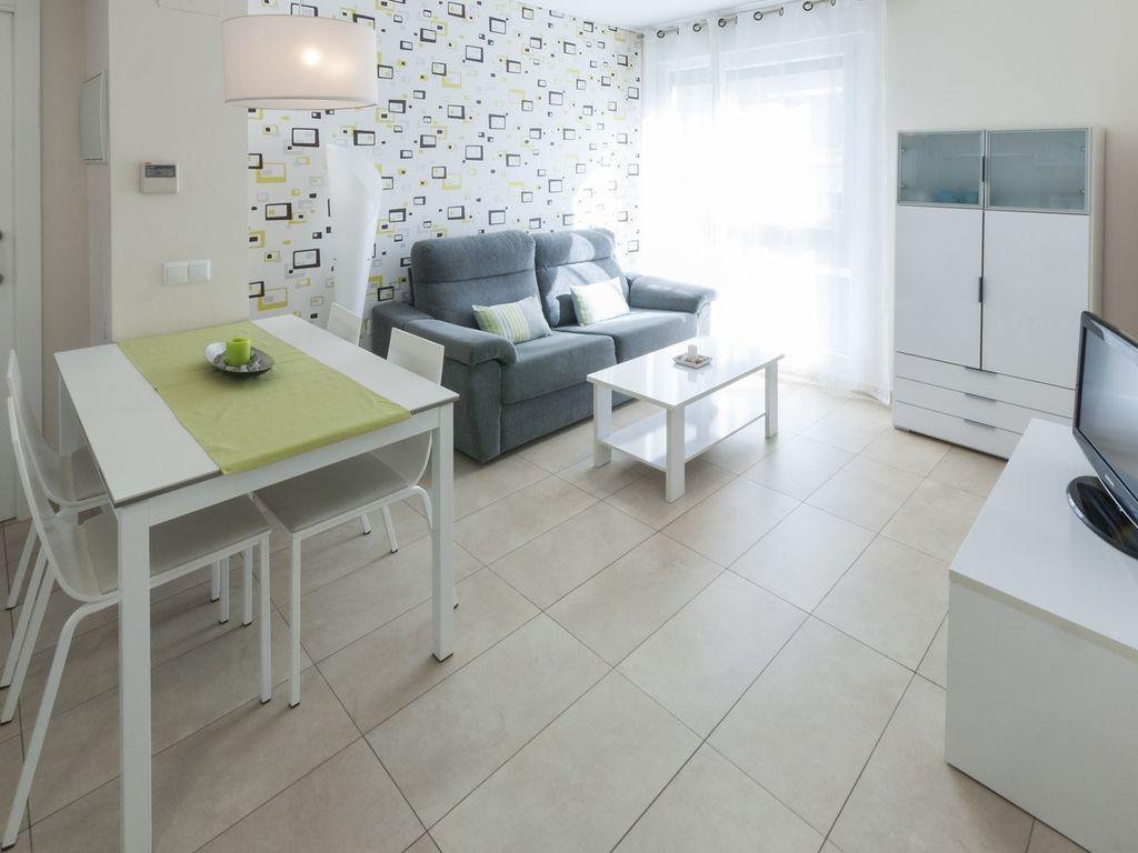 Apartamento precioso en Gandía de 2 habitaciones