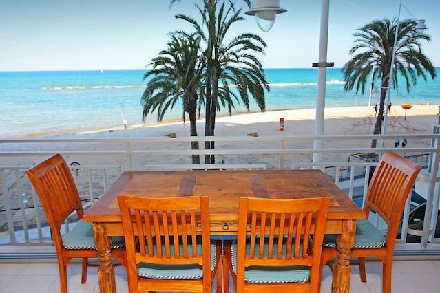 Piso turístico con TV por cable y Balcón en Altea