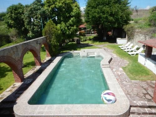 Alojamiento con piscina en Tequesquitengo