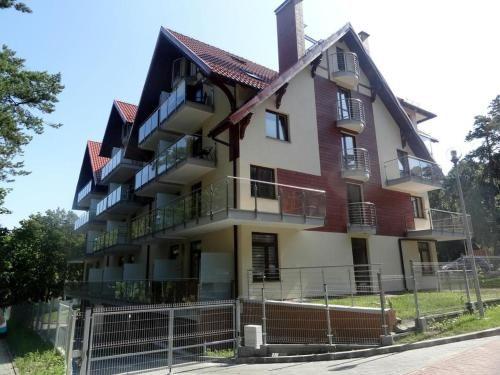 Vivienda de 1 habitación en Krynica morska
