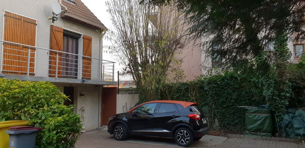 Residencia en Créteil para 2 personas