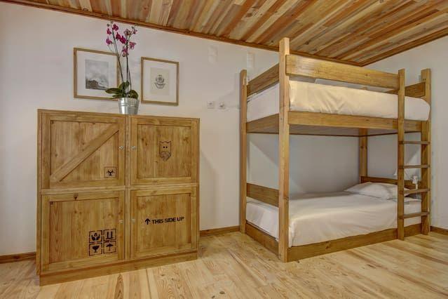 Alojamiento de 70 m² para 8 huéspedes
