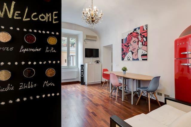 Appartement avec 2 chambres à Roma
