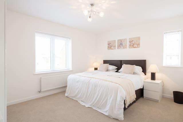Maravilloso Casa con 3 dormitorio(s) en Cambridge con Aparcamiento