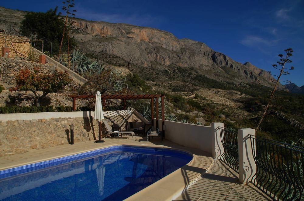 Panoramic holiday rental in Sella