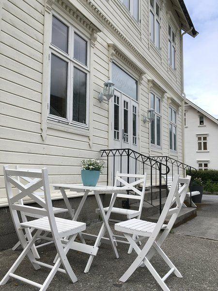 Hellesylt Town Center, Geiranger-fjord