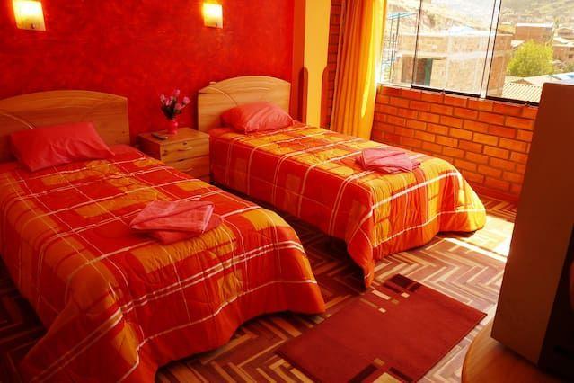 Vivienda en Cusco con wi-fi