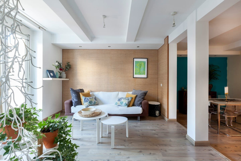 Residencia con vistas con balcón