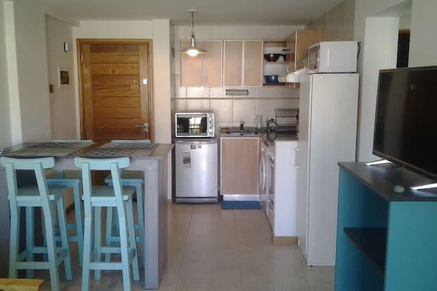 Appartement bien équipé à San carlos de bariloche