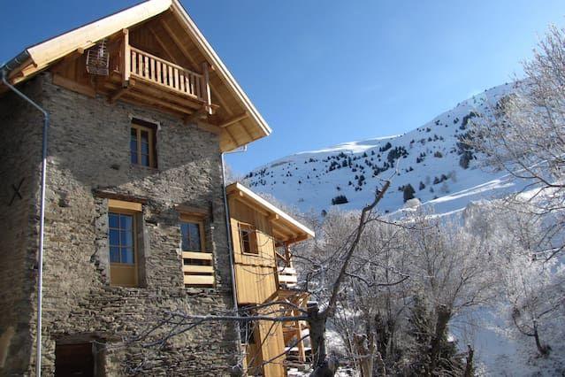 Vivienda en Villard-reculas con balcón