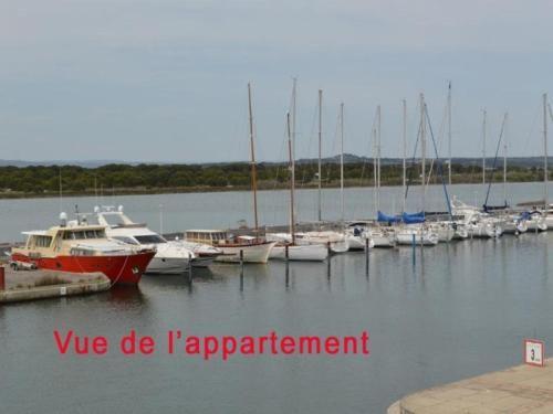 Alojamiento de 26 m² en Port leucate