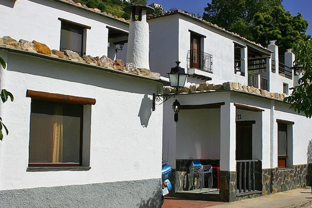 Apartamento en Bérchules con wi-fi