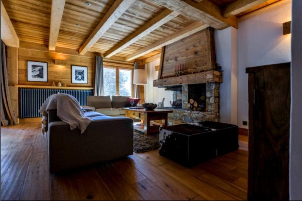 Dotado alojamiento de 4 habitaciones