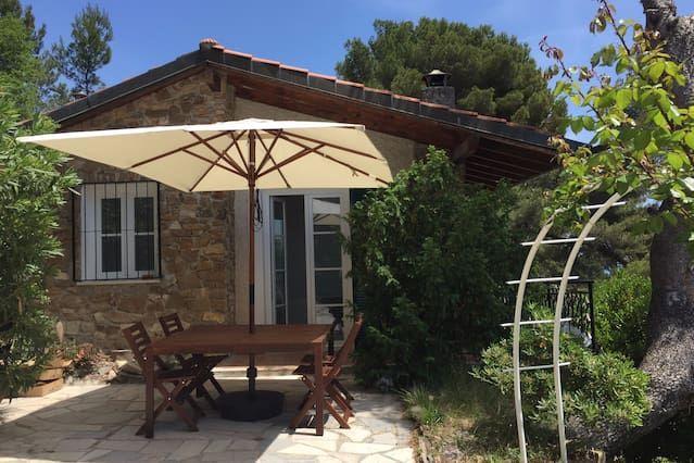 Residencia de 70 m² en Cipressa