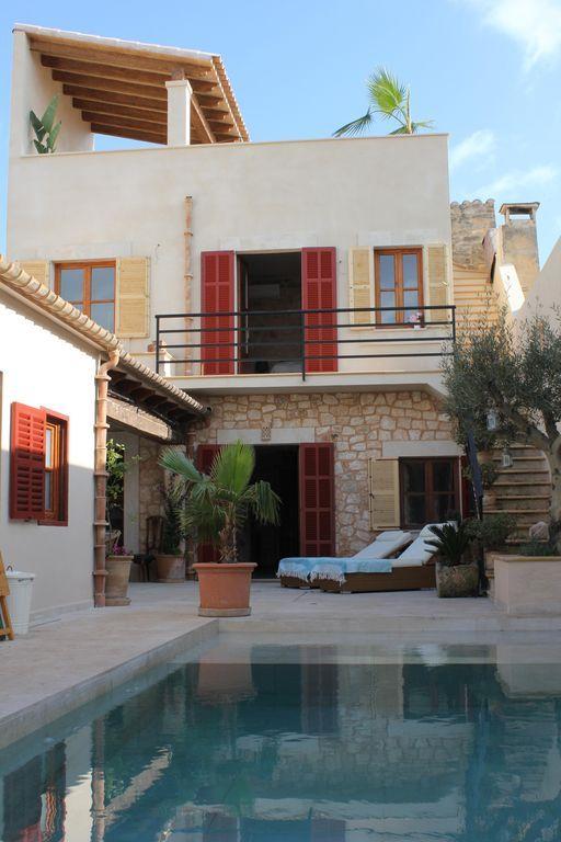 Residencia de 3 habitaciones en Santanyí