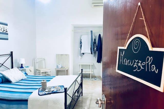 Appartement à San castrese à 1 chambre