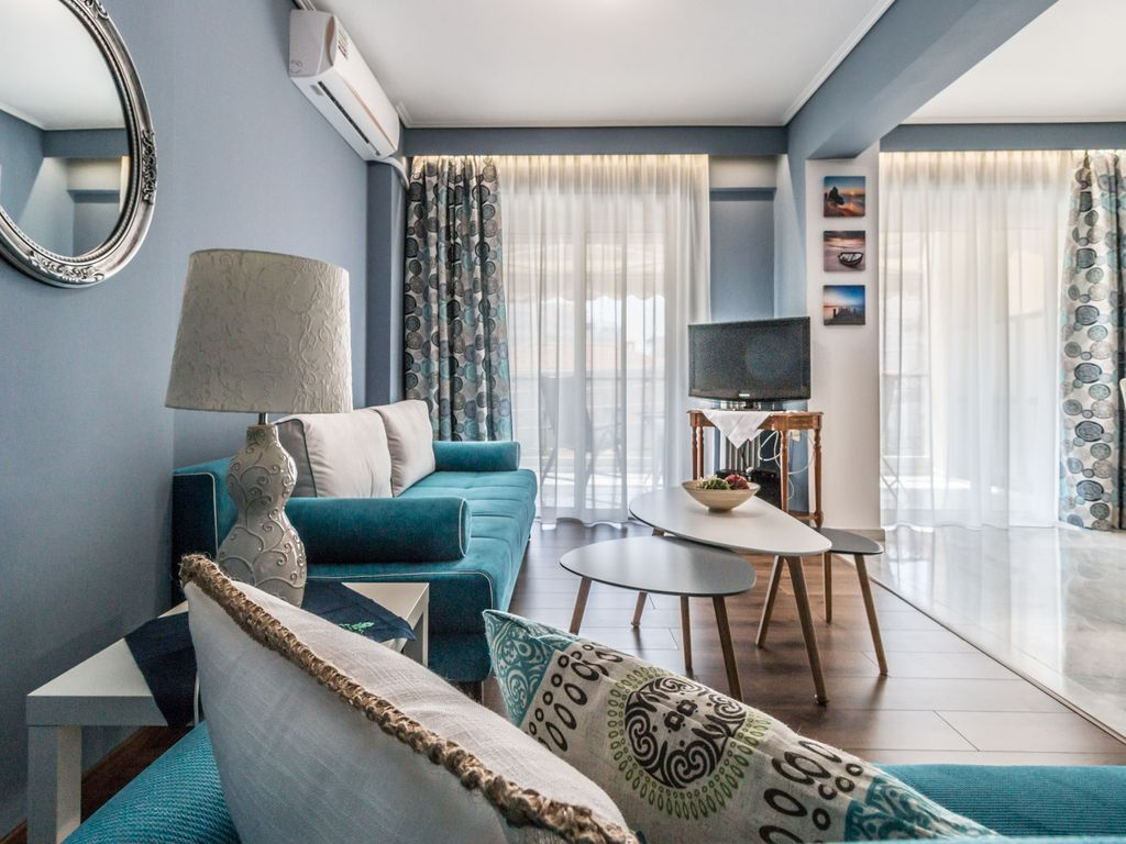 Apartment for 4 people in Volos