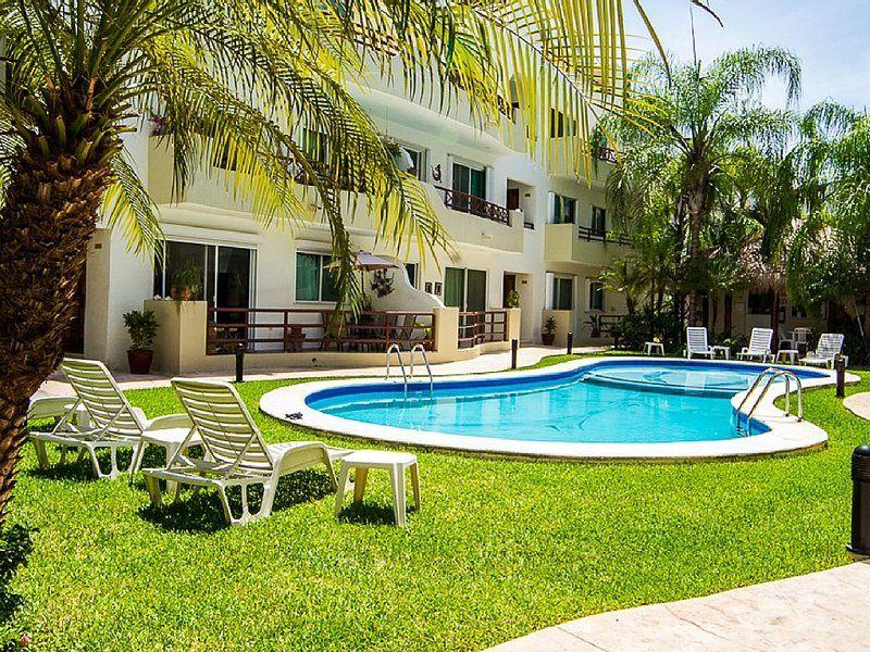 Apartamento para 5 personas con piscina