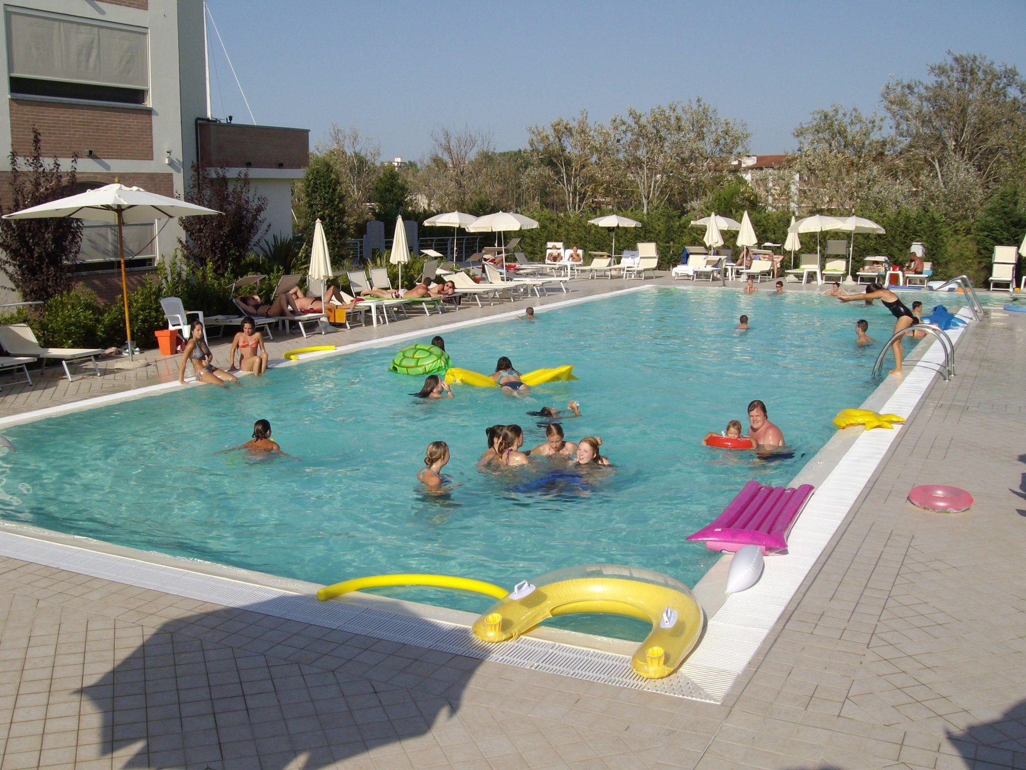 Appartamento con piscina e Wifi