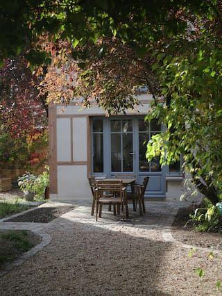 Encantadora casa a 25 minutos de París