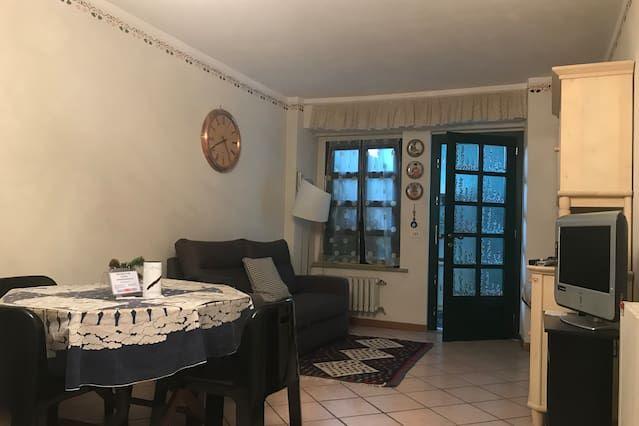 Residencia de 2 habitaciones con balcón