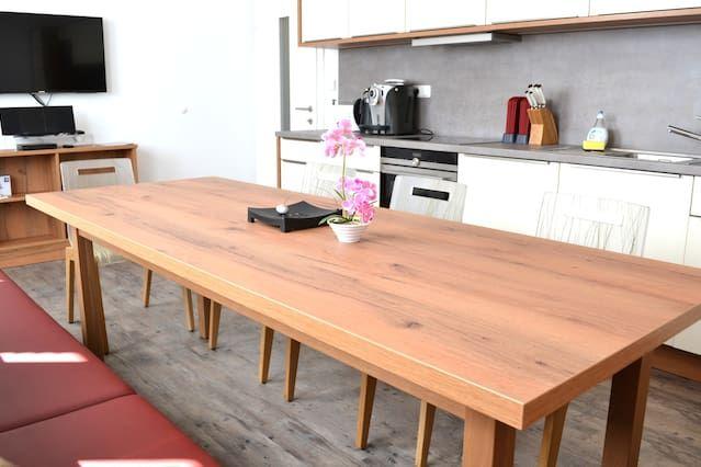 Eingerichtete Wohnung auf 110 m²