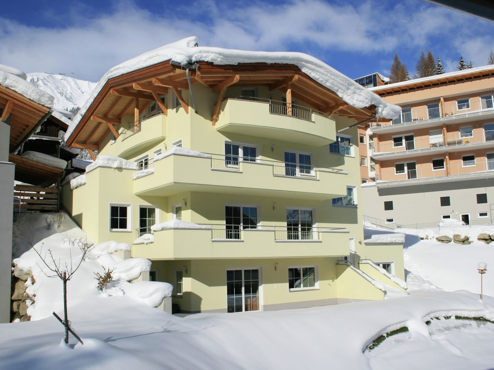 Flat equipped in Sankt anton am arlberg