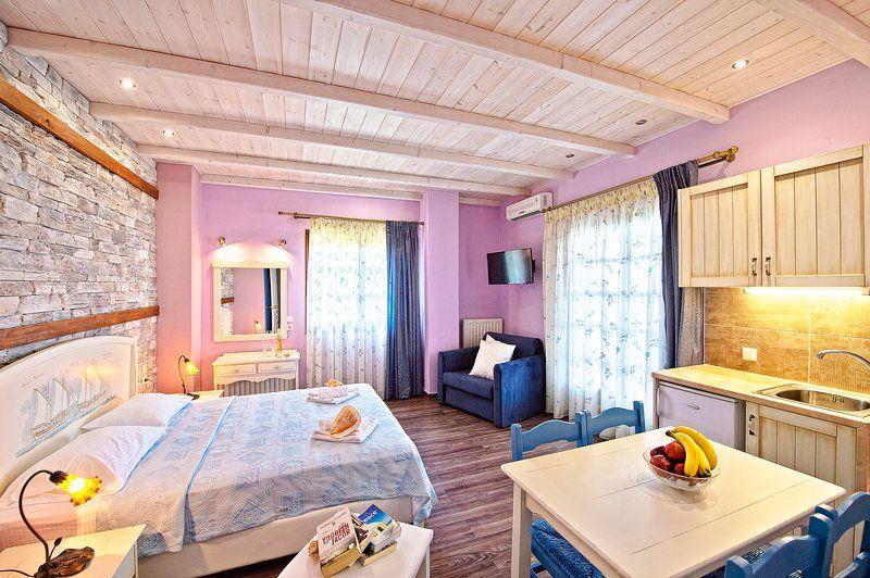 Flamingo Pelion, Seaside Superior Studios & Suites