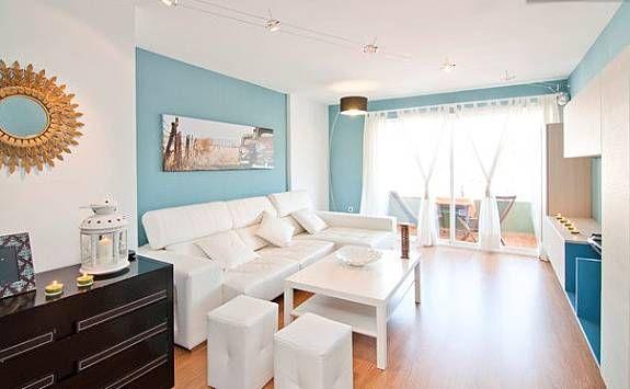 Apartamento funcional para 6 huéspedes en Málaga