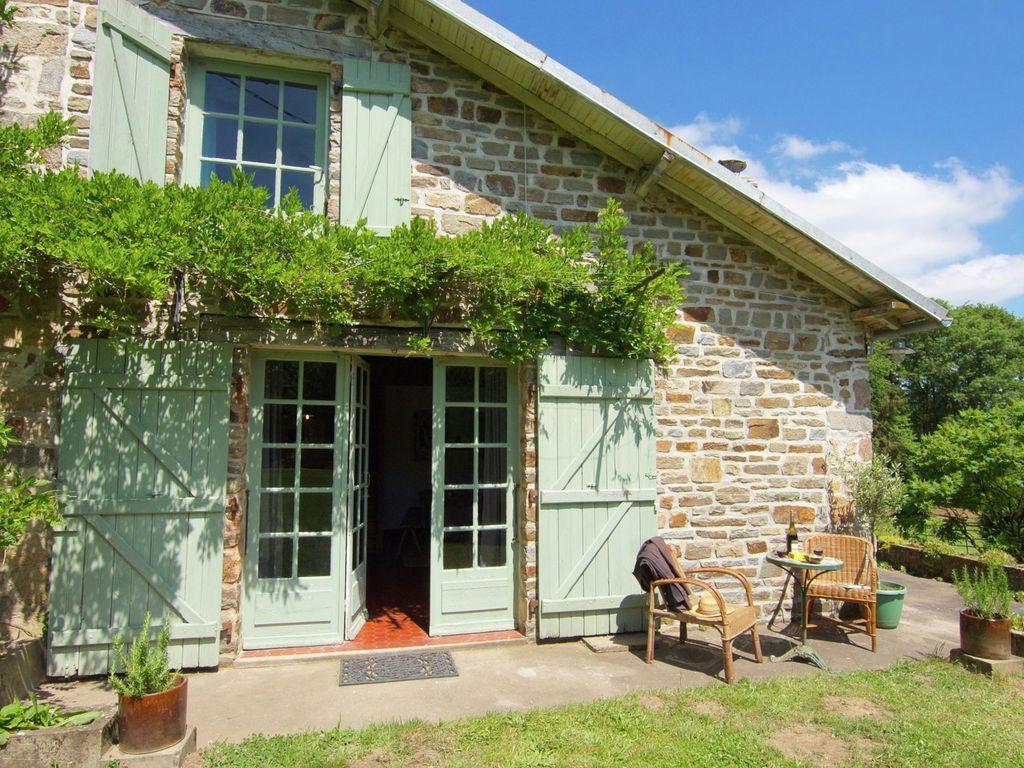 Casa con wi-fi en Le chalard