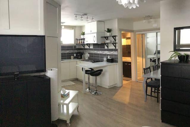 Alojamiento funcional de 42 m²