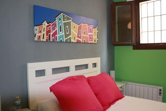 Apartamento original en Cuenca de 2 dormitorios