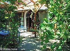 Apartment with garden in Hévíz
