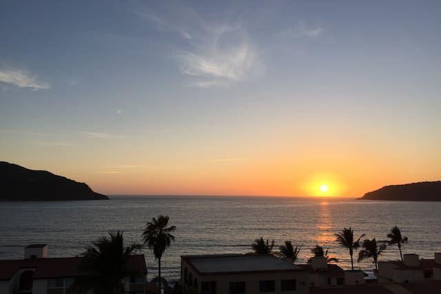 Vivienda de 2 habitaciones en Mazatlán