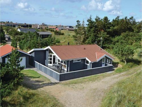 Residencia de 3 habitaciones en Vejers strand