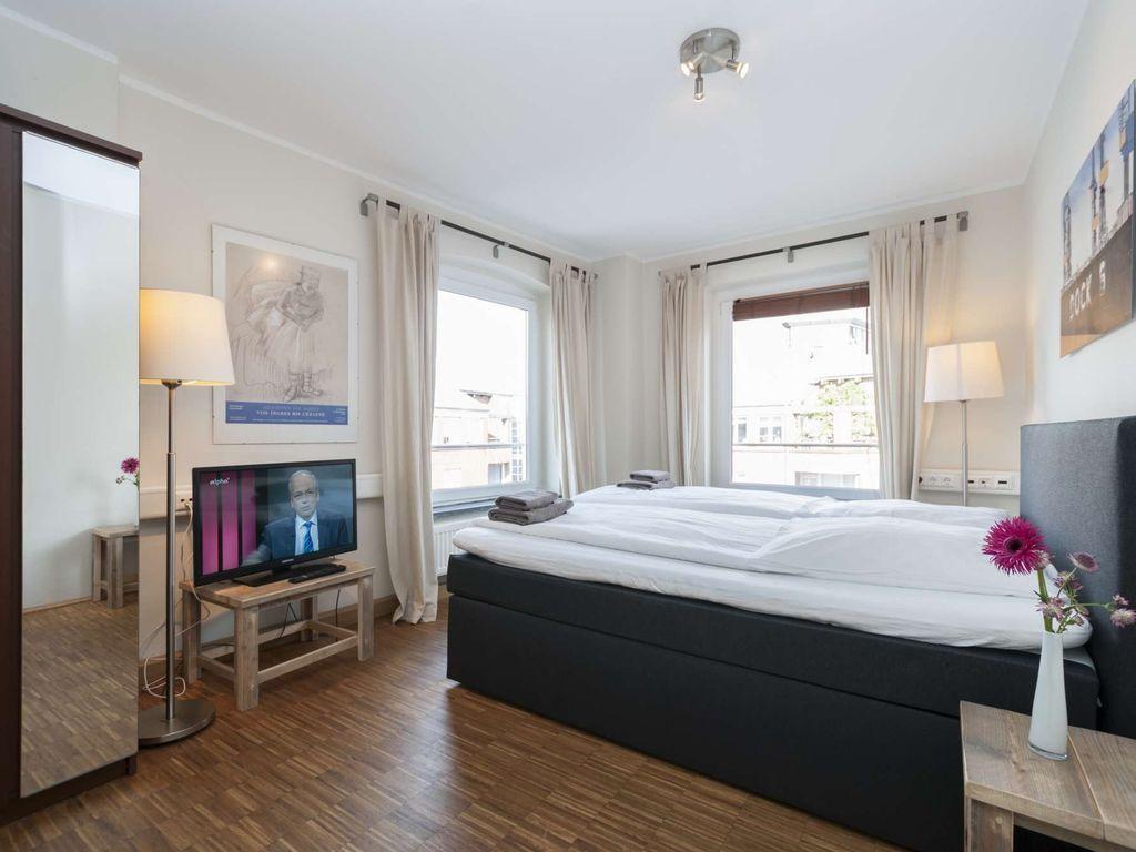 Familial appartement avec 3 chambres