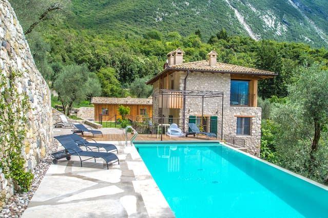 Casa con vistas en Malcesine