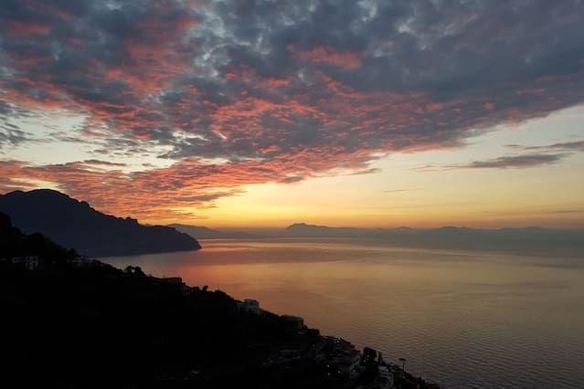 Piso provisto en Amalfi