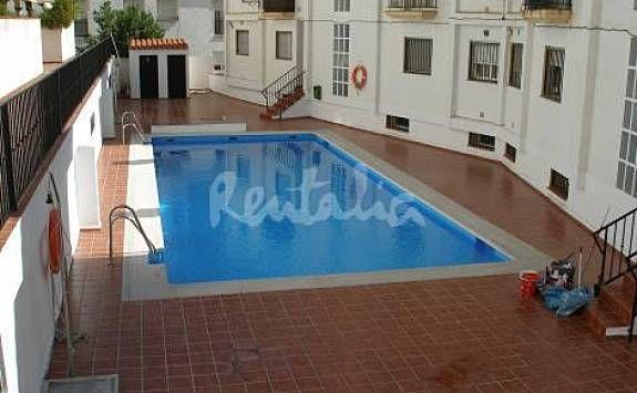 Apartamento con piscina en Cenes de la vega
