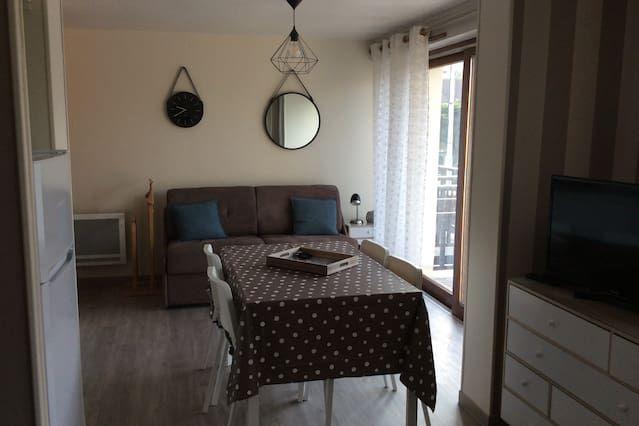 Vivienda para 4 huéspedes en Le touquet-paris-plage