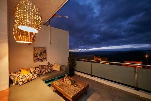 Panorámico apartamento en Bajamar
