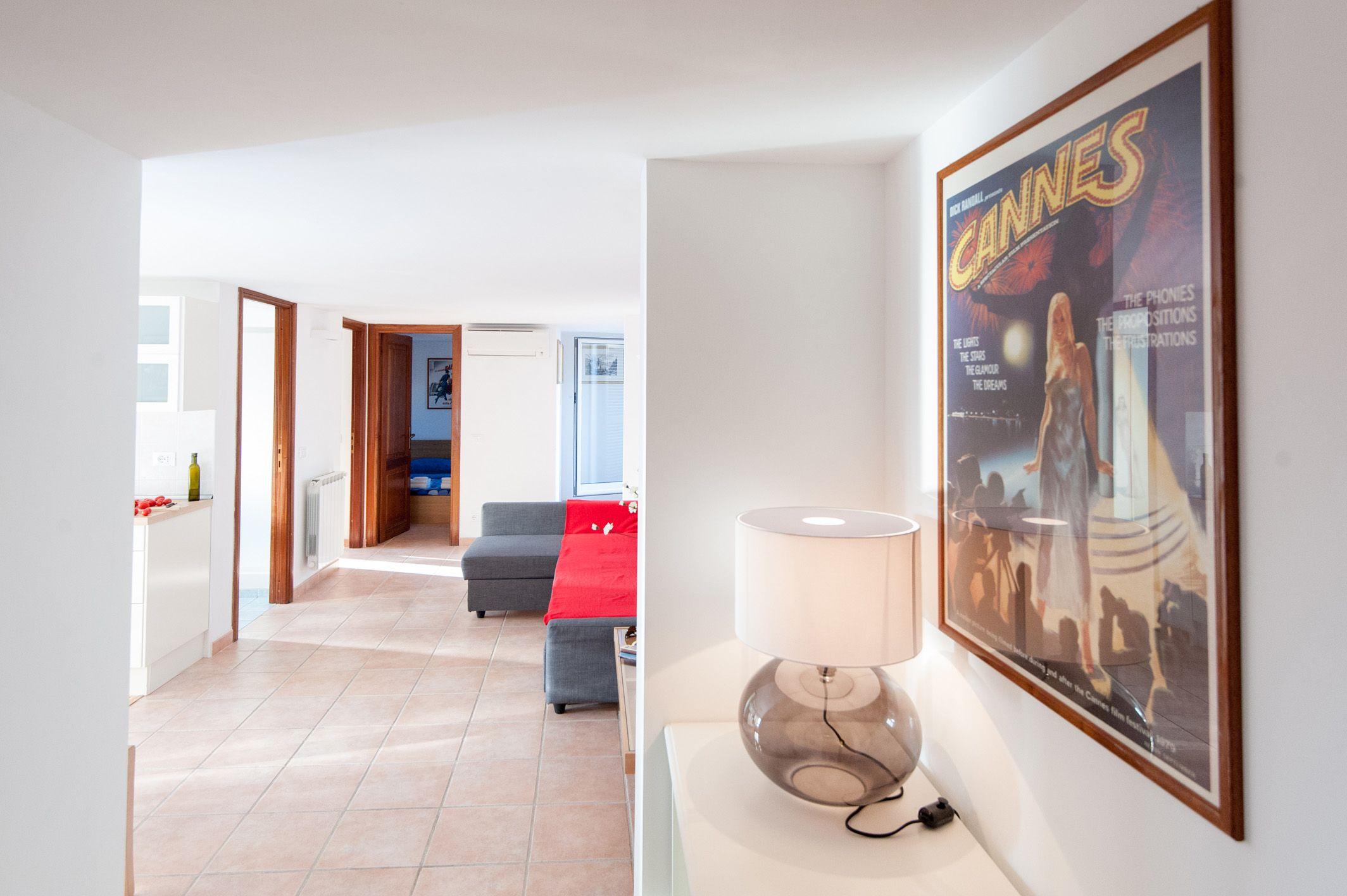 Estupendo apartamento en Roma de 90 metros